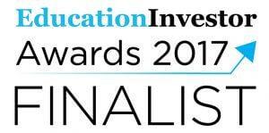 Education Investor Awards Finalist 2017